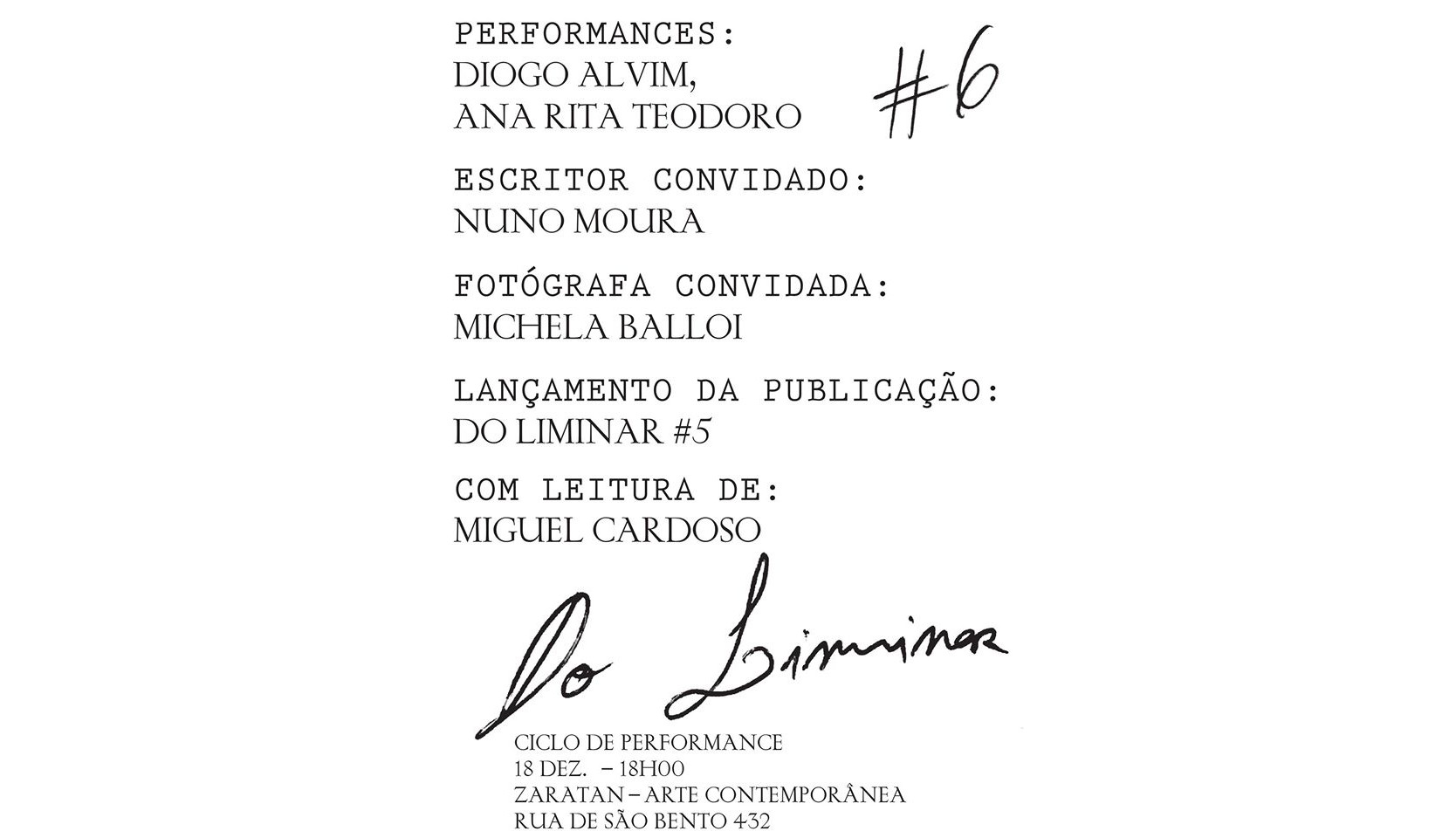 Liminar#6